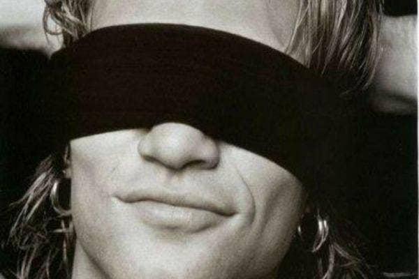 BW blindfold