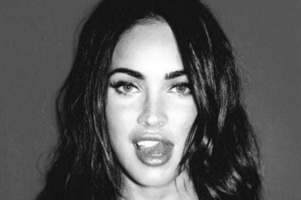 BW girl tongue