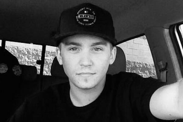 Blake Tuomy-Wilhoit from Twitter