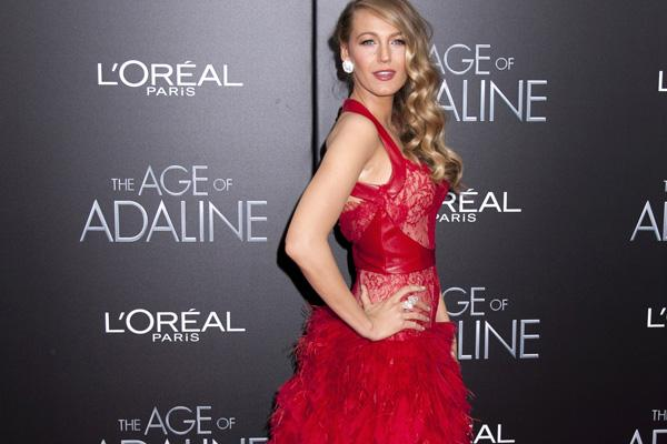 Blake Lively Weight