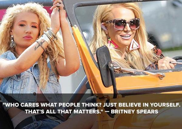 britney spears quote