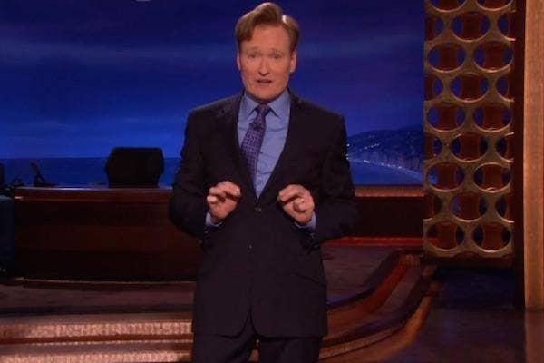 Conan O'Brien from Conan