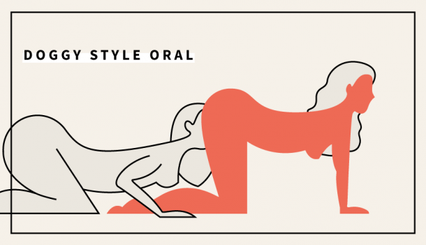 7. Doggy Style Oral