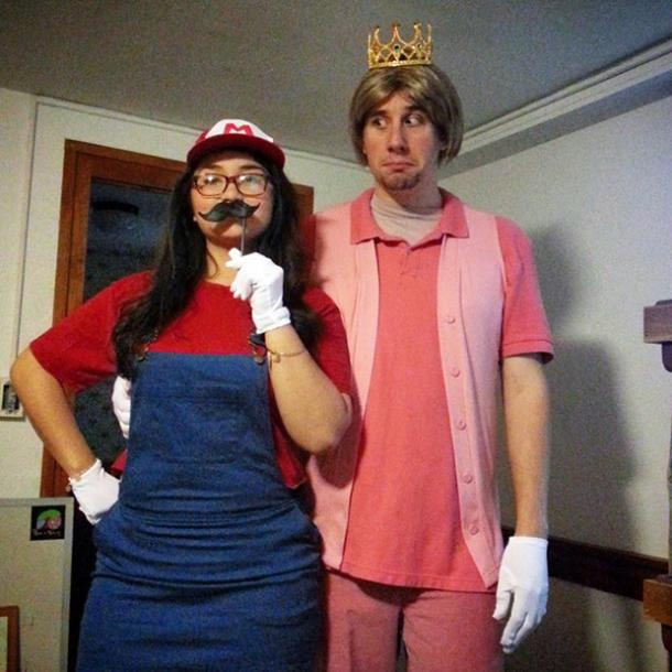 Gender Swapped Halloween Costumes And Cosplays