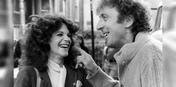 Gene Wilder and Gilda Radner love story