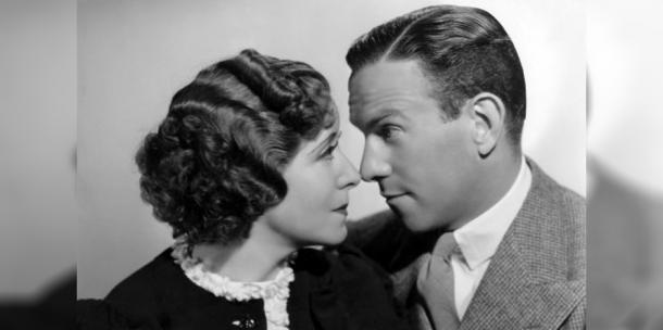 George Burns and Gracie Allen love story