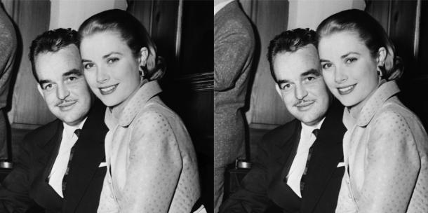 Grace Kelly and Prince Rainier love story