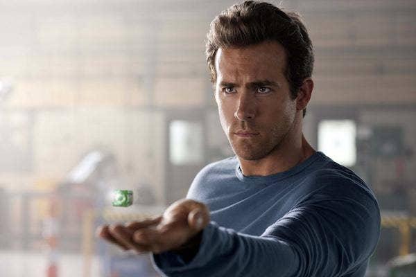 Ryan Reynolds from Green Lantern