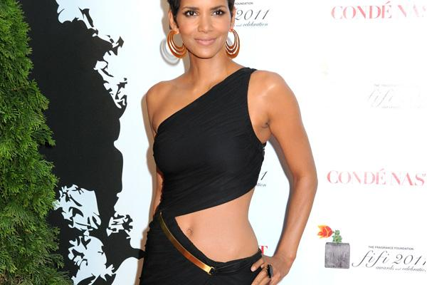 Halle Berry Nearly Nude