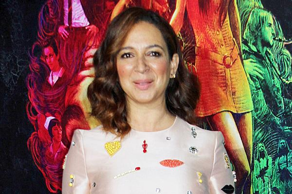 maya rudolph at the premiere of inherent vice in december 2014