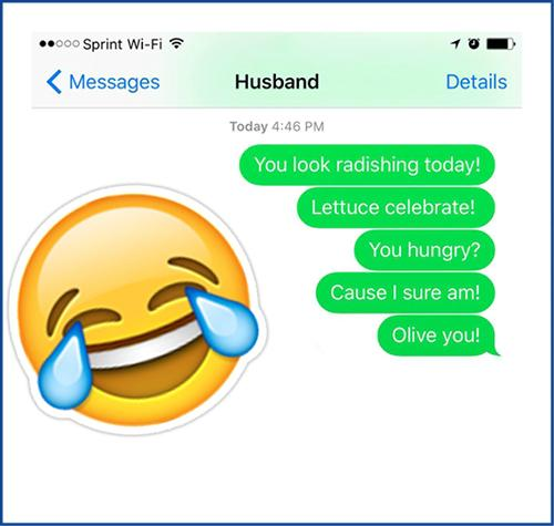 18 Funny Quotes And Food Puns To Text To Your Hungry Friends | YourTango