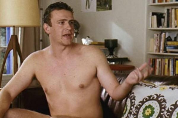Jason Segel from Forgetting Sarah Marshall