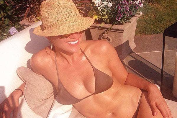 jennifer lopez bikini jlo bikini instagram