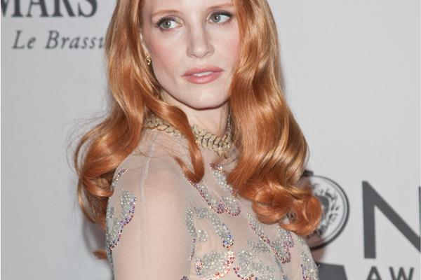 Jessica Chastain Nearly Nude