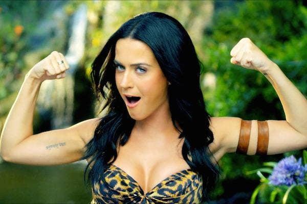 Katy Perry from Roar