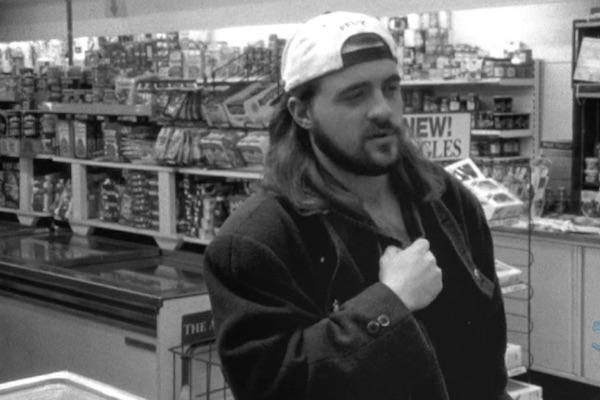 Kevin Smith from Clerks
