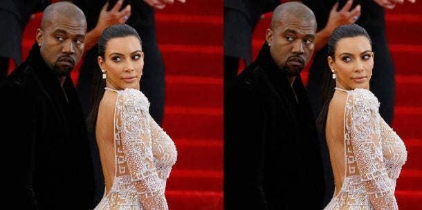 Kim Kardashian and Kanye West love story