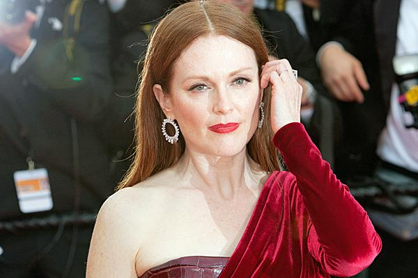 julianne moore at the premiere of mad max fury road at the 2015 cannes film festival