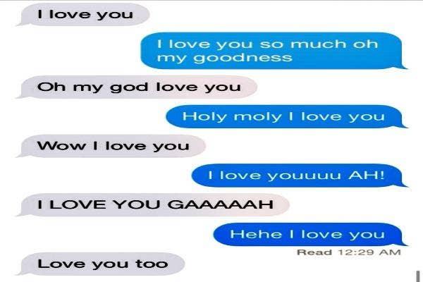 love text 15
