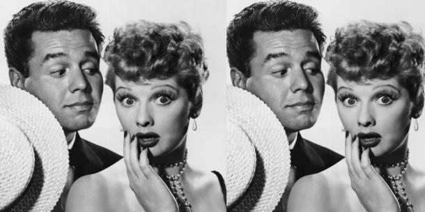 Lucy and Desi love story