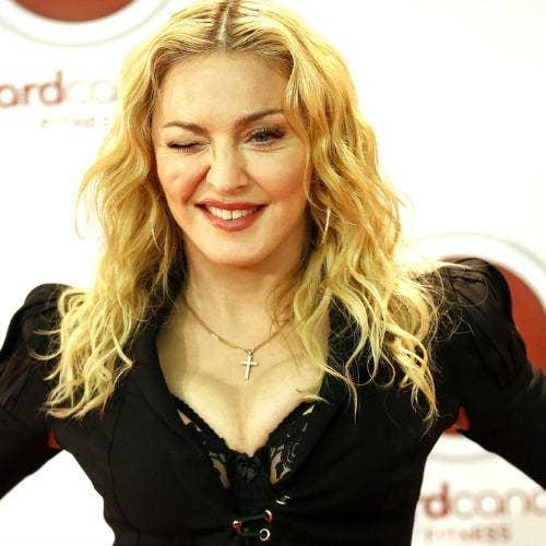 Madonna pansexual celebrities