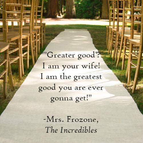 The Incredibles inspirational Pixar quotes