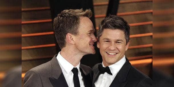 Neil Patrick Harris and David Burtka love story