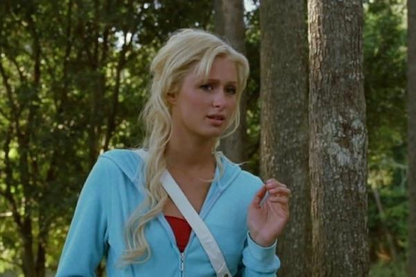 Paris Hilton from House of Wax