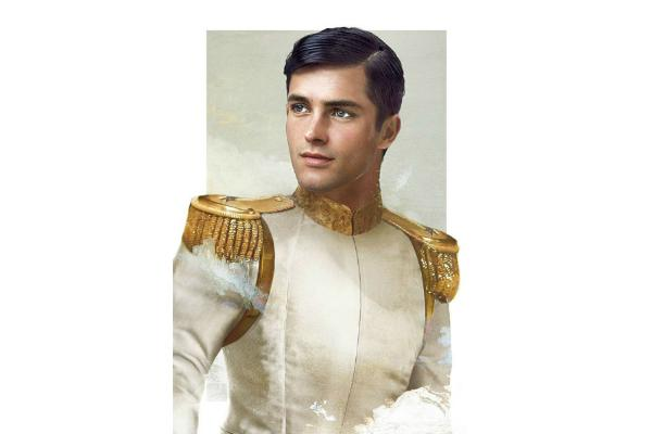 Prince Charming from Cinderella.