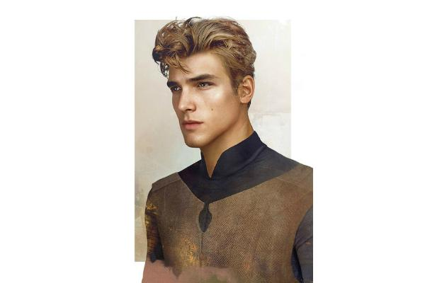 Prince Phillip from Sleeping Beauty.