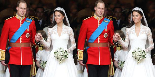 Prince William and Kate Middleton love story
