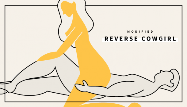 1. Modified Reverse Cowgirl