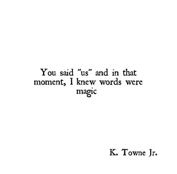 K. Towne Jr love quotes love poems romance