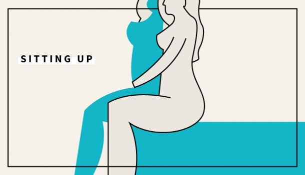 2. Sitting Up