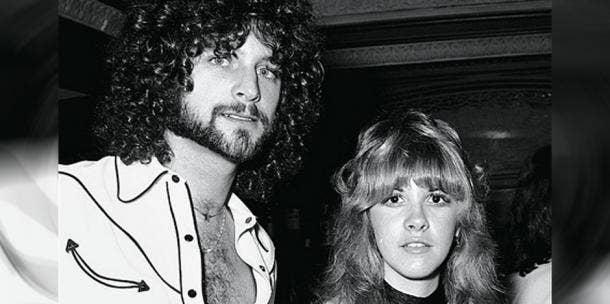 Stevie Nicks and Lindsey Buckingham love story