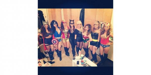halloween costumes for groups