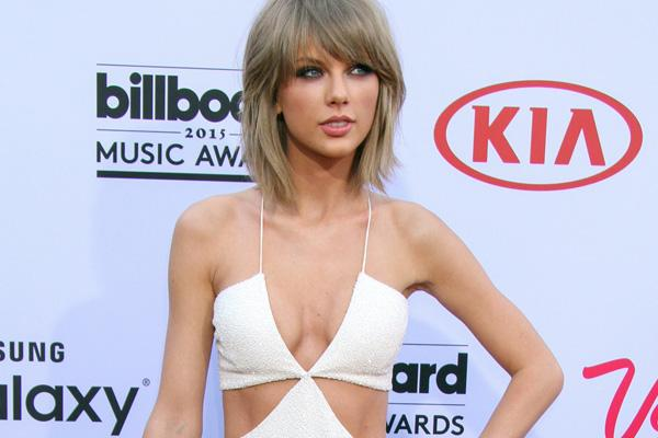 Taylor Swift Nearly Nude