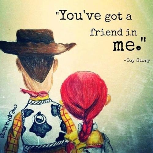 Toy Story inspirational Pixar quotes