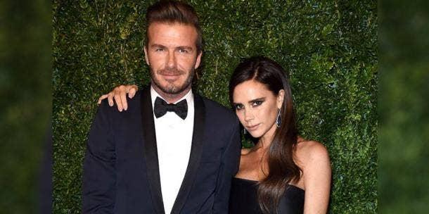 Victoria and David Beckham love story