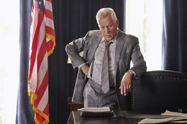James Woods in White House Down