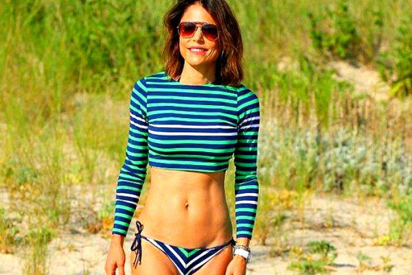 Sexiest Celeb Beach Bodies