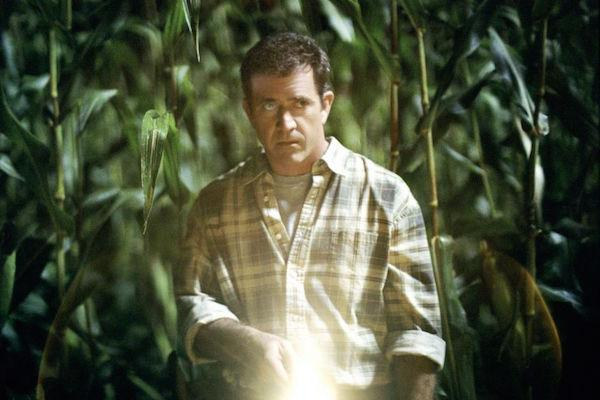 Mel Gibson from Signs