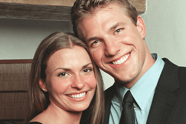 Aaron Buerge and Helene Eksterowicz