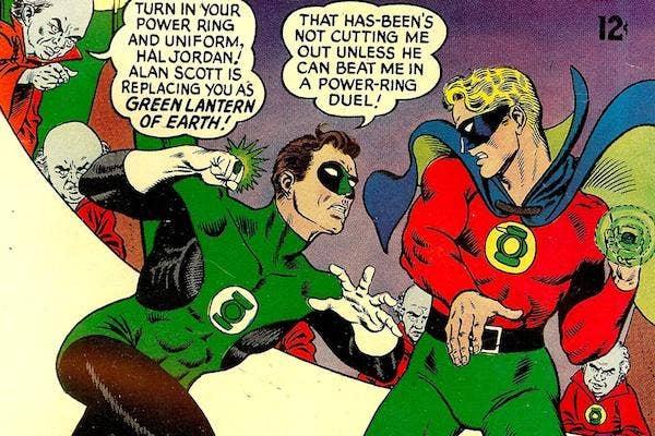 from Green Lantern 40 dc comics lgbt superheroes super hero lgbtq gay lesbian bisexual
