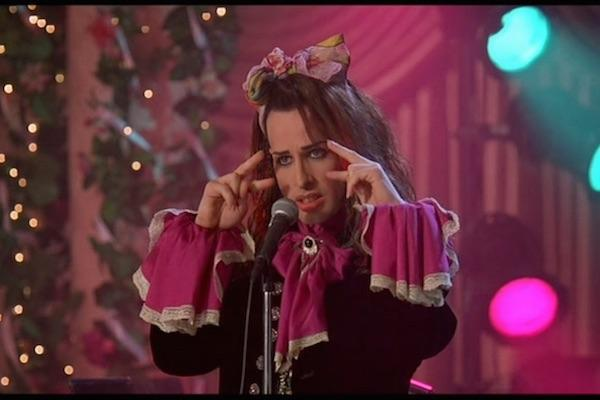 Alexis Arquette from The Wedding Singer
