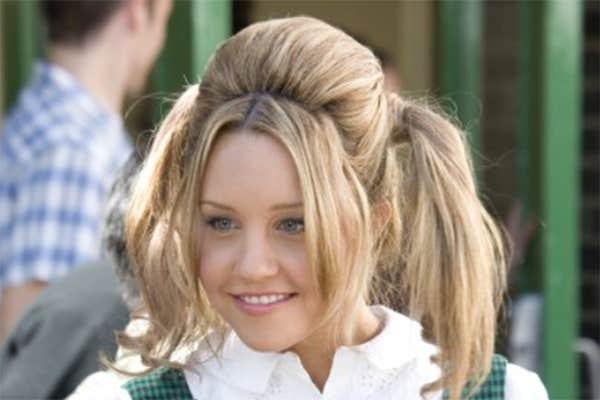 Amanda Bynes as Penny Pingleton in Hairspray