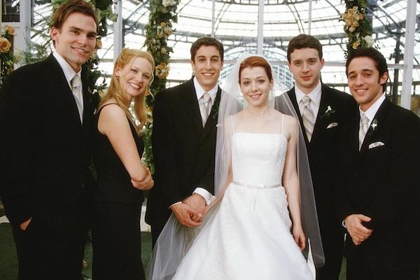 from American Wedding