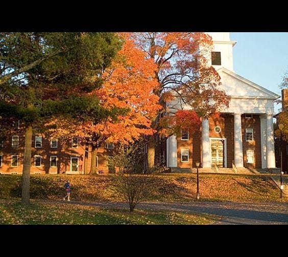 Amherst College (Amherst, Massachusetts)