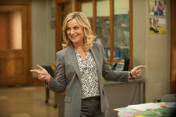Amy Poehler from Parks and Rec