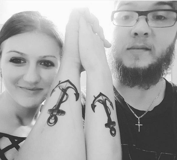 couples tattoos Instagram